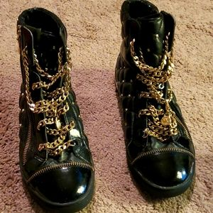 Michael Kors Chained Sneakers